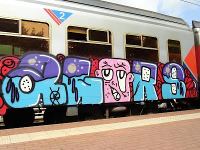 alors graffiti writer