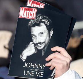 Αποχαιρετισμός στον Johnny Hallyday – Merci Johnny!