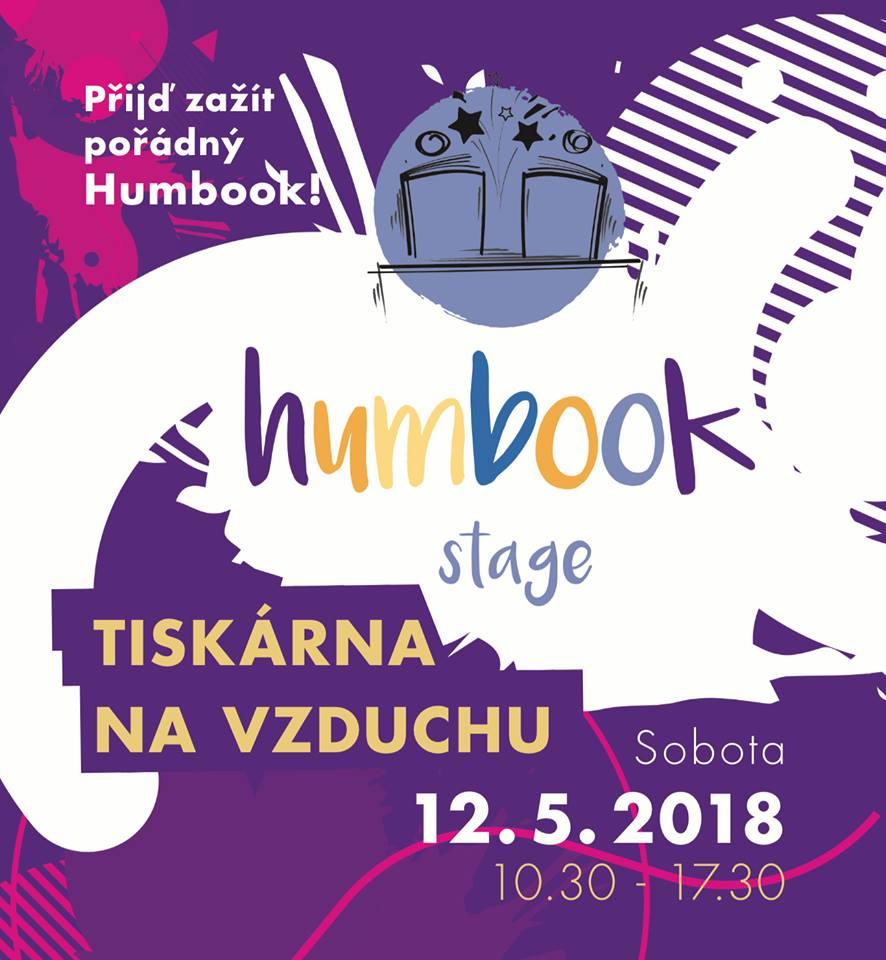 Humbook na Světe kníh