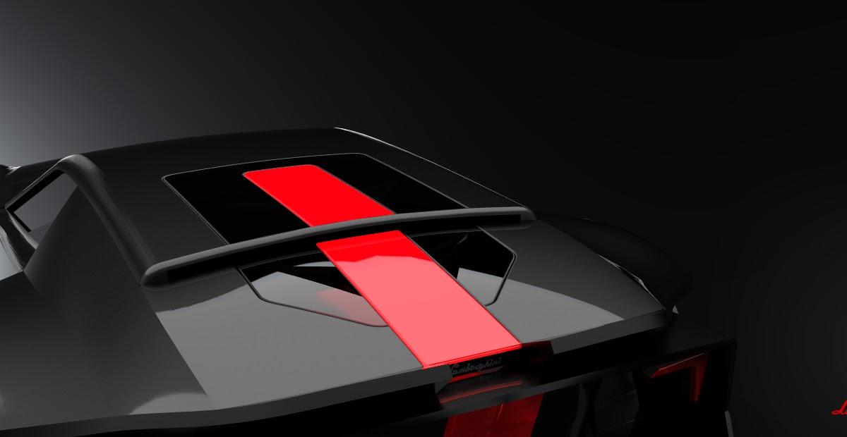 Design Engin... Lamborghini Perdigon Kaiwan Hasani