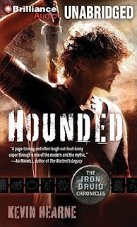 Review: Hounded by Kevin Hearne