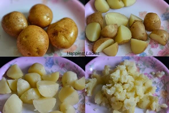 Potato Yogurt Recipe