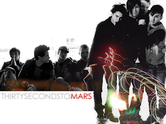 #7 30 Seconds To Mars Wallpaper