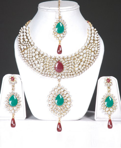 jewellery designs artificial jewelry designs for brides 2011