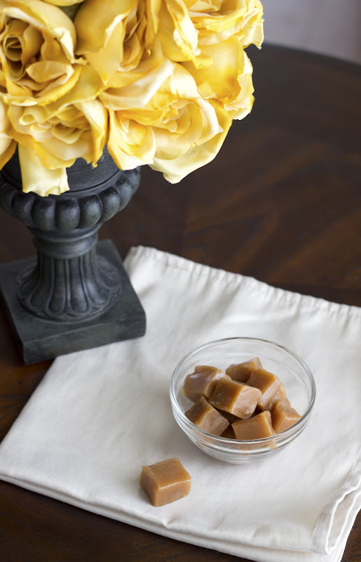 Naturally Sweet Honey Caramels