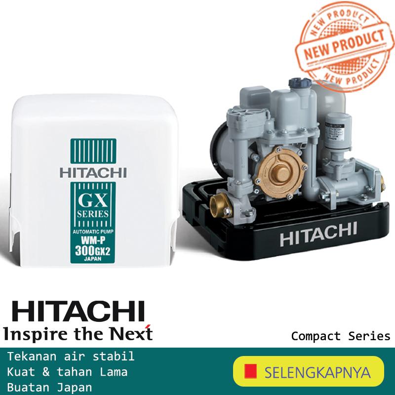 Hitachi Pompa air berkualitas