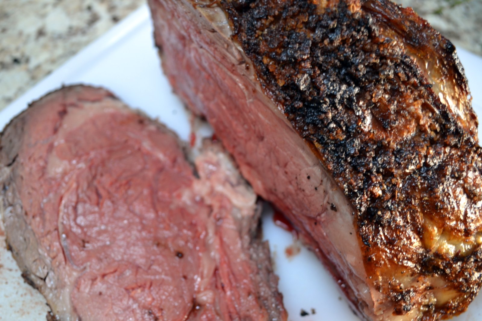 Hardly Housewives The Perfect Prime Rib