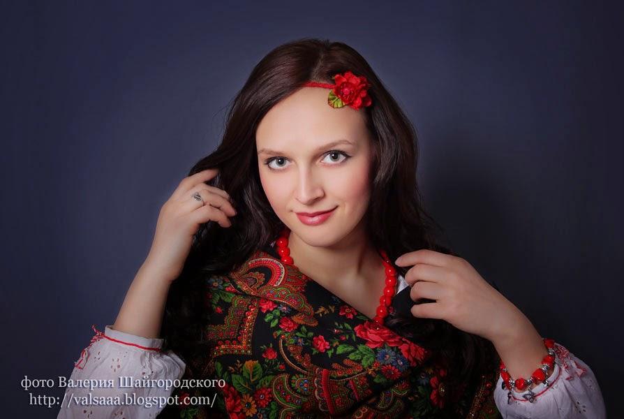 Украинские красавицы