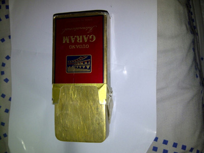 Batangan Kuningan Sari Voc 1818 Broker Jual Beli