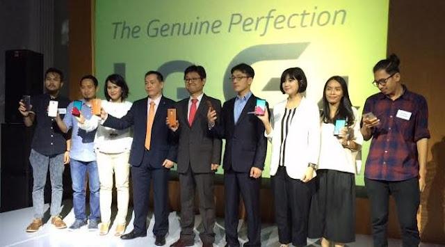 Peluncuran LG G4