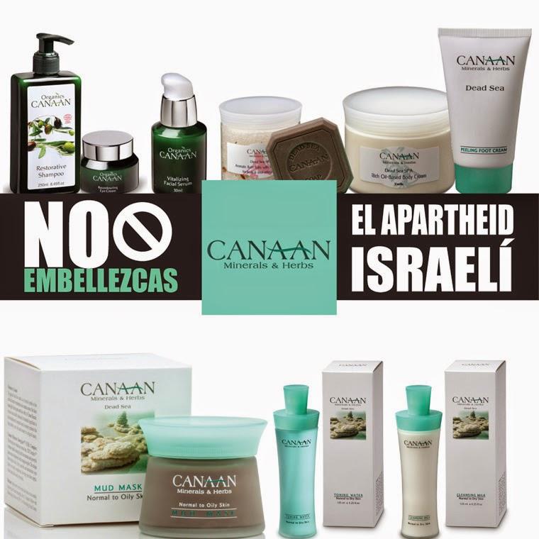 productos israel es a boicotear en chile