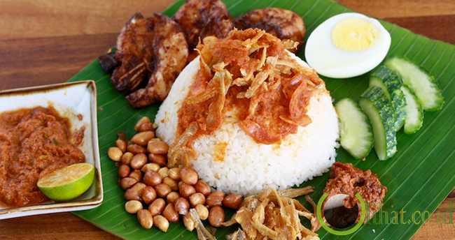 Malaysia - Nasi Lemak