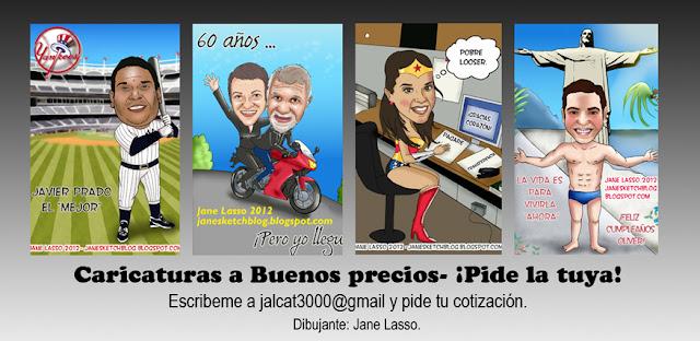 Caricaturas en Panamá