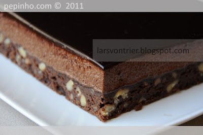 'Nine' - Tarta de menta y chocolate
