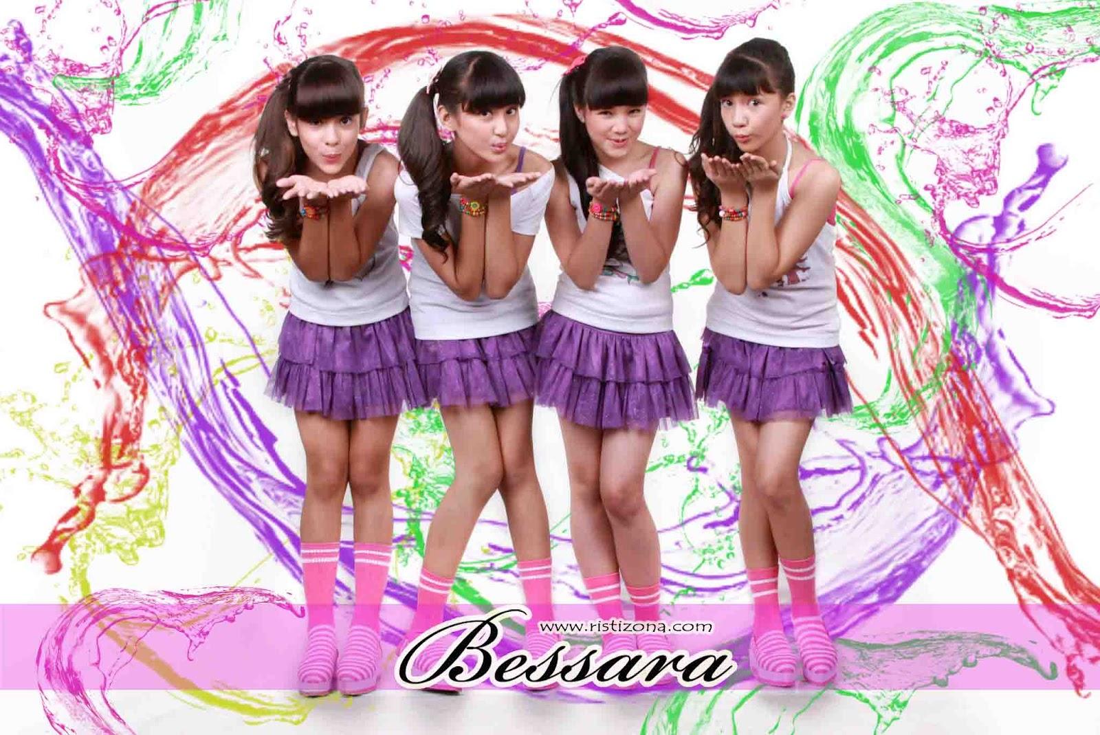 semoga info profil bessara serta kumpulan foto bessara girlband ...
