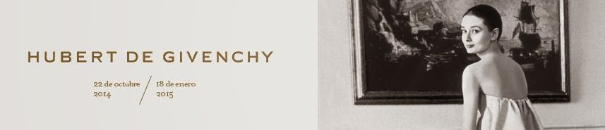 Hubert de GIVENCHY. El maestro de la alta costura.