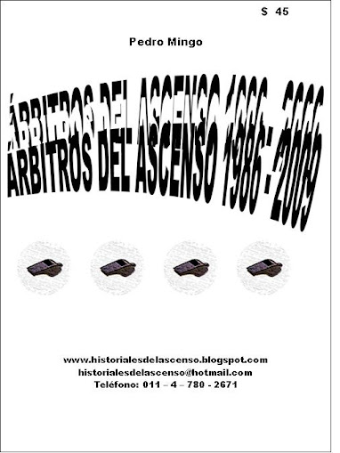 ÁRBITROS DEL ASCENSO 1986 - 2008