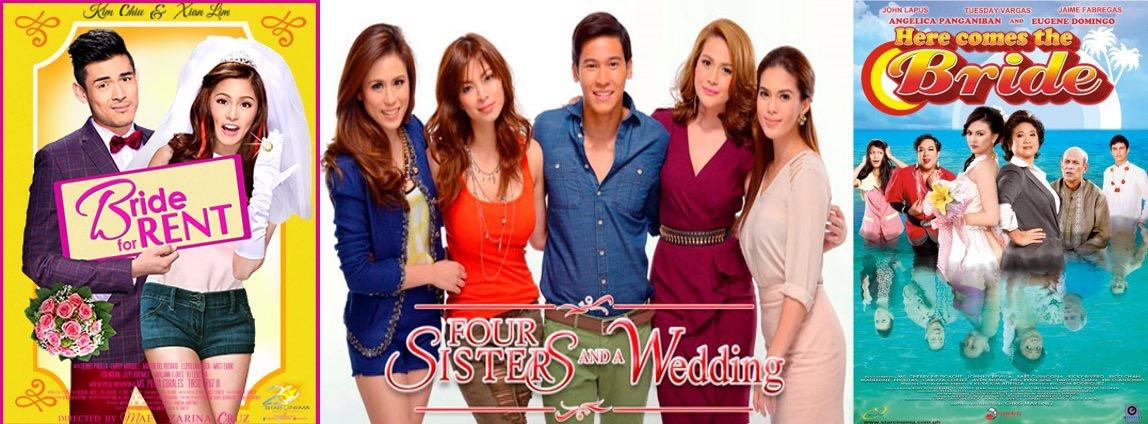 Kim Chiu and Xian Lim, Enchong Dee and Angelica Panganiban's Weddings ... Xian Lim And Kim Chiu Bride For Rent
