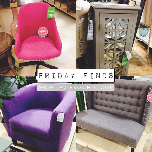 Friday Finds: HomeGoods ( of course! ) | Laviebochic