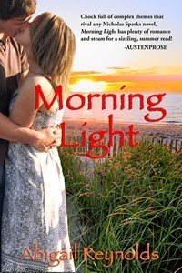 Book cover - Morning Light by Abigail Reynolds