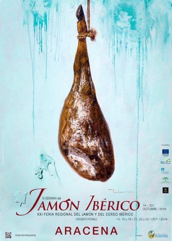 Especial FERIA del JAMÓN de ARACENA 2016