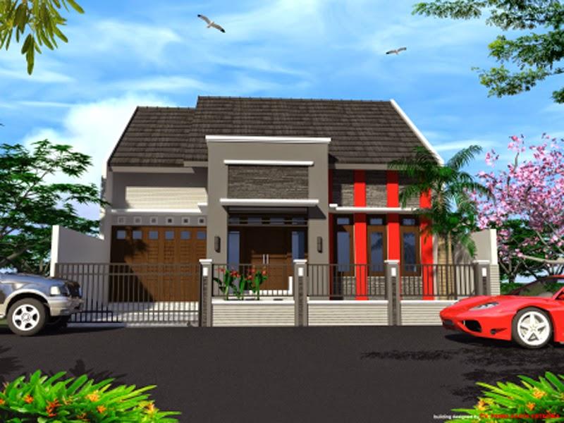Desain Rumah Minimalis 2 Lantai Tahun 2015