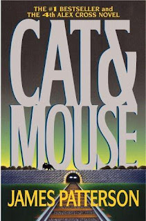 "Cover of ""Cat & Mouse"", a James Patterson's novel"