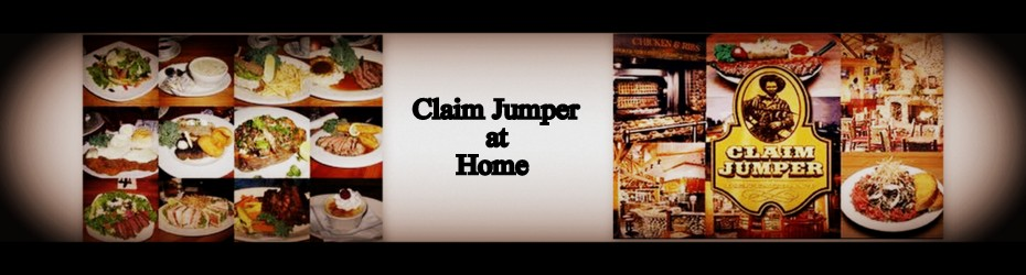 Claim Jumper Restaurant Copycat Recipes