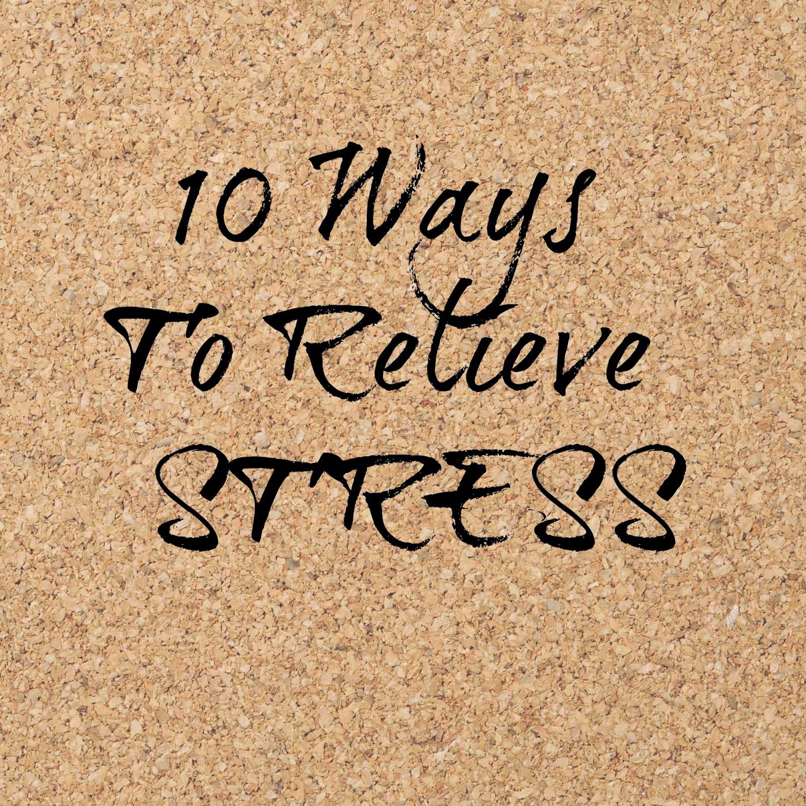 Hasil gambar untuk release your stress