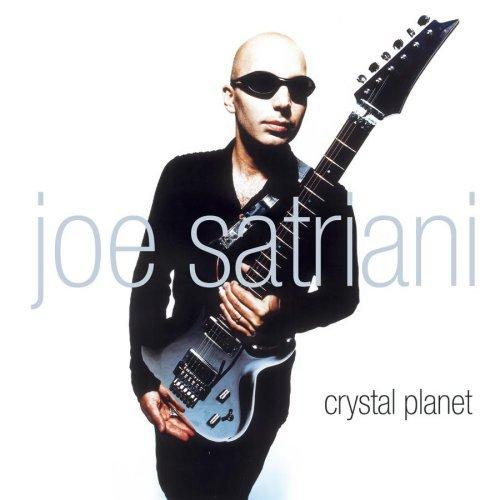 Joe Satriani - Crystal Planet [Full Album]