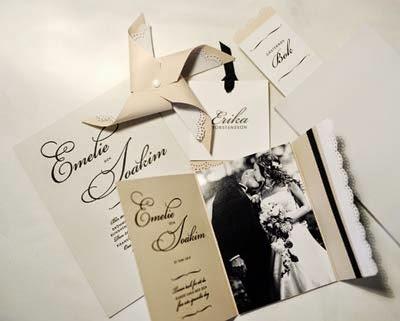 fina inbjudningskort bröllop