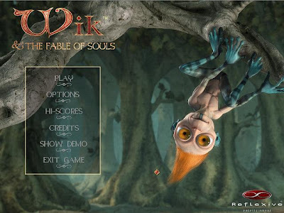 Wik And The Fable of Souls Game