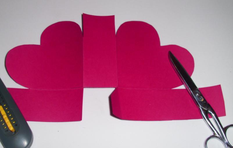 h1>Caja con esquinero de corazon (San Valentin)</h1> : VCTRY's BLOG