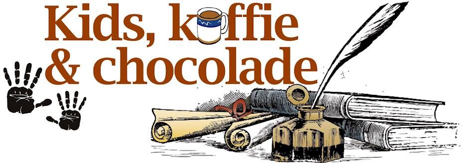 Kids, koffie & chocolade