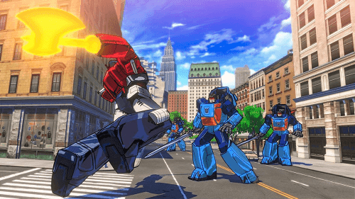 Download Transformers Devastation PC Full Version 3