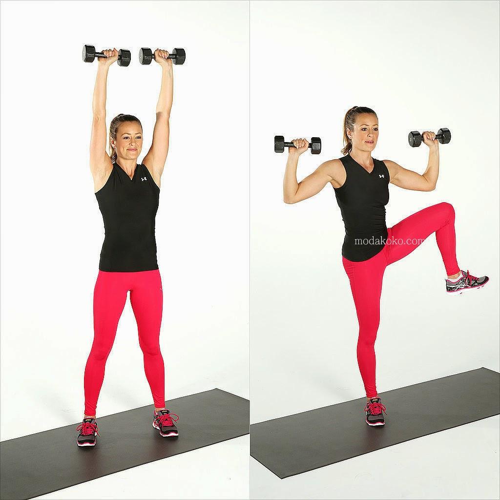 Basen Bölgesini Eriten Egzersiz