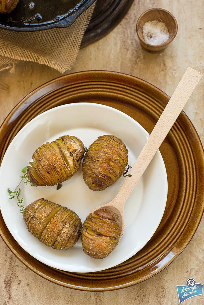 Jak zrobić ziemniaki hasselback