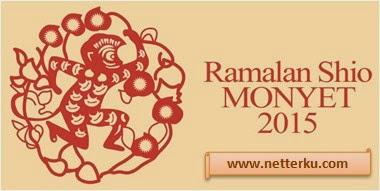 Ramalan Shio Monyet Tahun 2015 Dari Blog Netterku.com