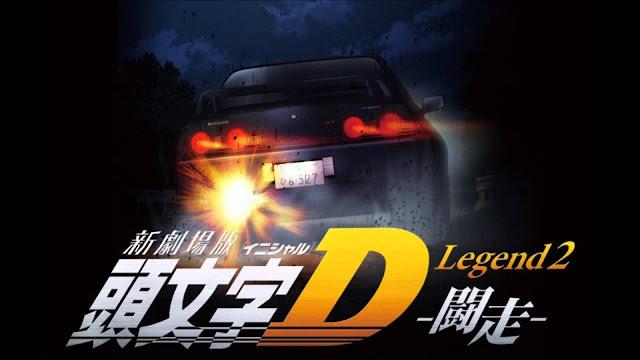 New Initial D Movie: Legend 2 – Dokusou MOVIE Subtitle Indonesia