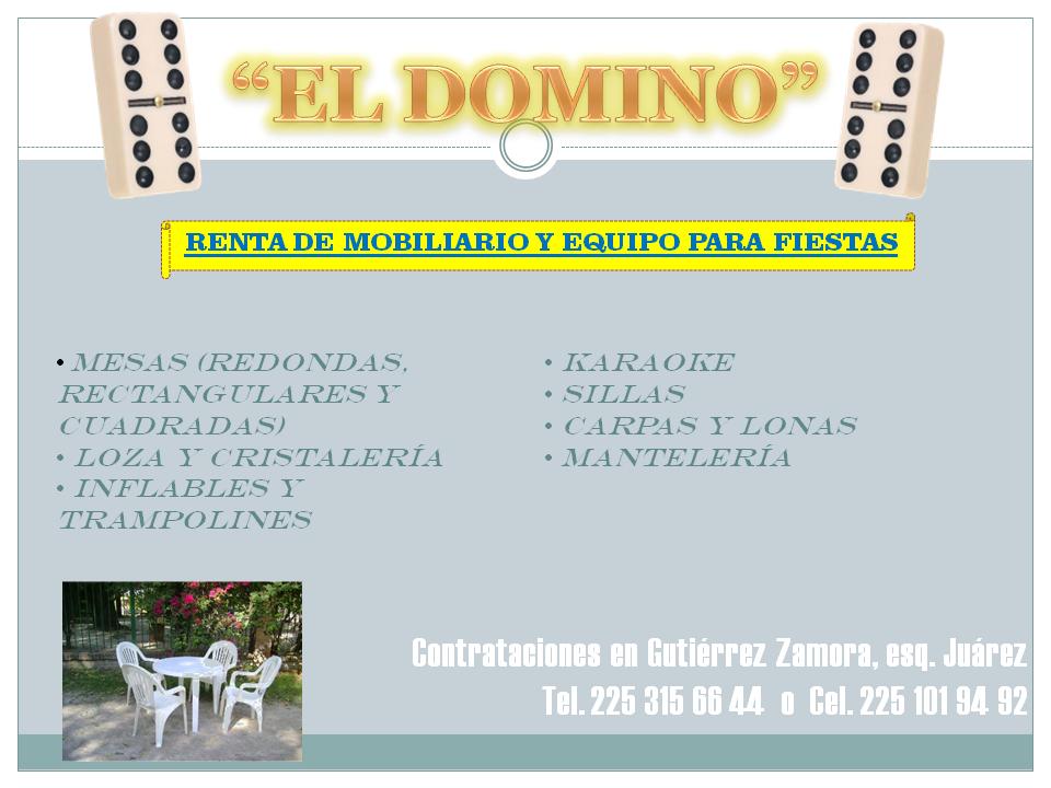 """""""EL DOMINO"""""""