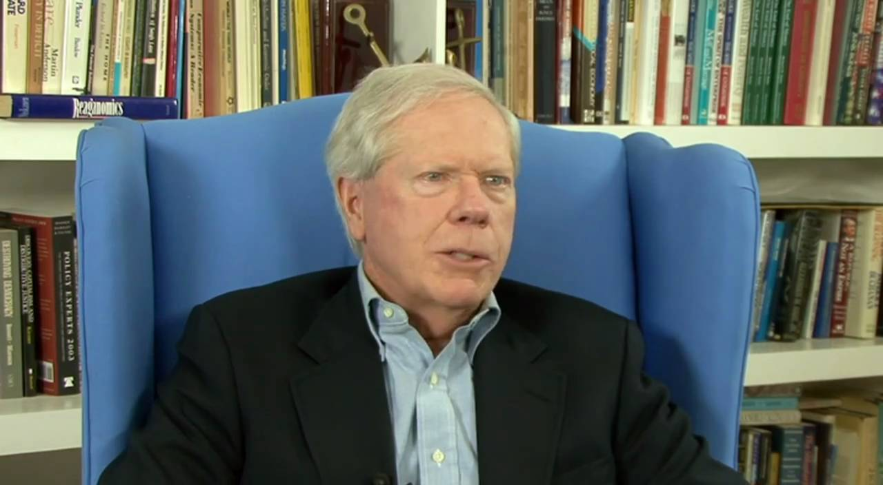Paul Craig Roberts writes and reads books