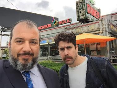 Danya Polykov and Adam Goldberg, 07.2015