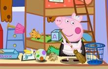 Peppa Pig Clean Room