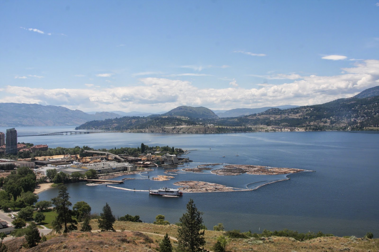 British Columbia Family Travel Okanagan Valley