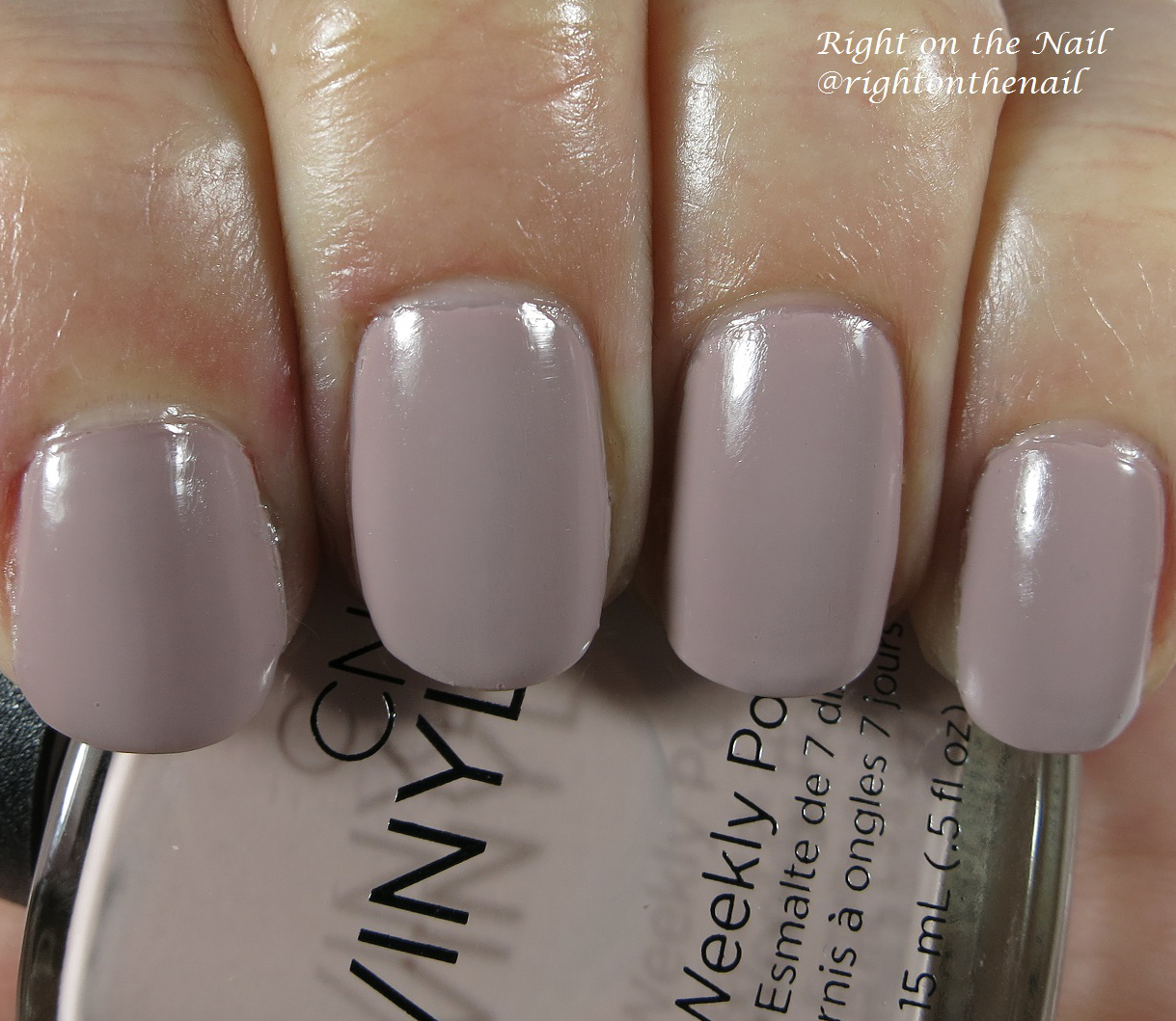 Cnd vinylux nail polish swatches nail ftempo for Accent styling salon gainesville