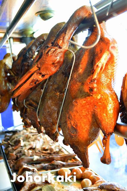 Braised-Duck-Johor-Jaya-Rosmerah-光辉卤鸭饭面