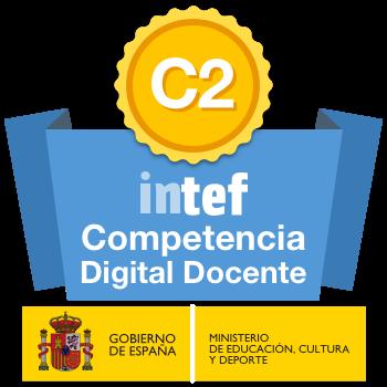 Nivel C2 de Competencia Digital Docente del INTEF