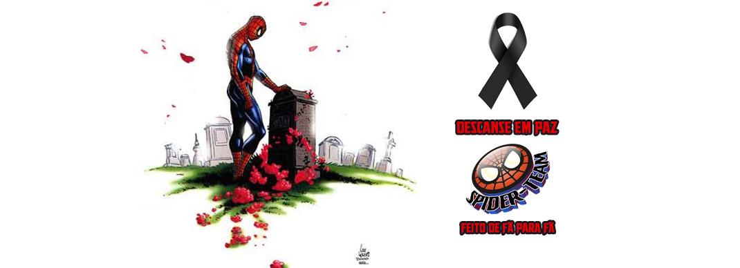 Spider-Team   Aranhaverso   Feito de Fã para Fã