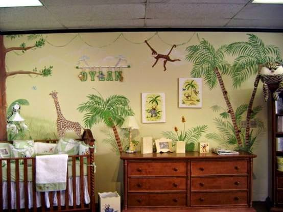 Tags  Wall Themes  Rooms Decoration  Kids Bedroom Decoration  Jungle Themes  For Kids Bedroom. Jungle Inspired Themes For Kids Bedrooms   Room Decoration Ideas