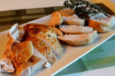 Smoky Maple Brined Roasted Turkey Breast